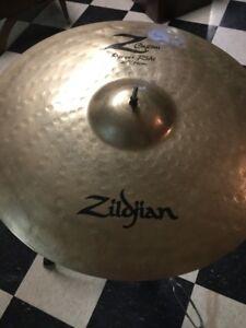 Zildjian 20 inch power ride cymbal