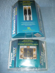 Video cable and splitter