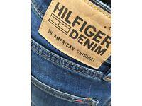 Tommy Hilfiger jeans w30 L32
