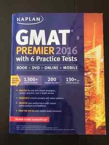 Kaplan GMAT Premier 2016