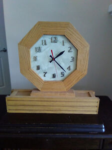 Handcrafted Wooden mantle Clocks