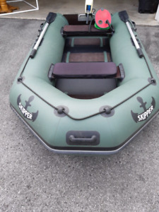 Inflatable Boat - Tender/Dinghy