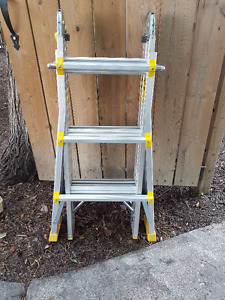 Cosco Multi Position Ladder System - Excellent Condition