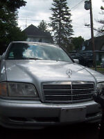 1998 Mercedes-Benz C-Class Sedan