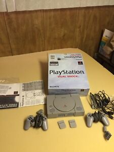 Ps1 complete in box