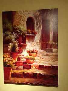 Painting reproduction