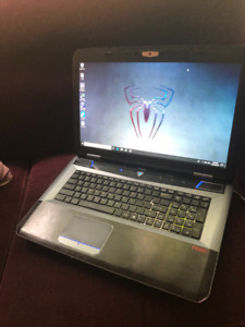 "17"" Fangbook Evo Gaming Laptop"