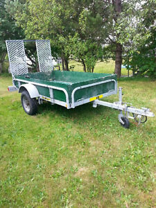 Factory made Utility Trailer