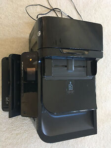HP all-in-one SCANNER / FAX / (printer NEEDS PRINT HEAD)