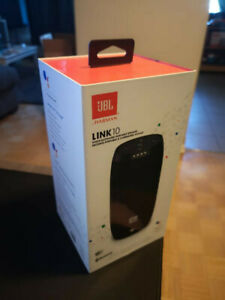 JBL Link 10 Waterproof Bluetooth Wireless Speaker with Google As