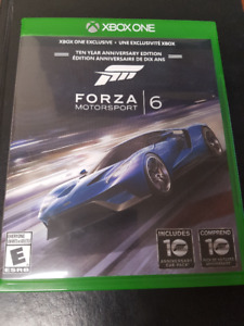 Xbox One Game - 'Forza 6' Anniversay Edition