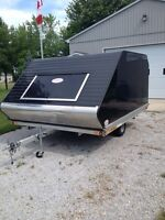 SledShed Snowmobile Trailer