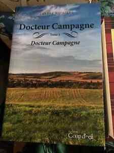 Docteur Campagne tome 1 - 2 - 3