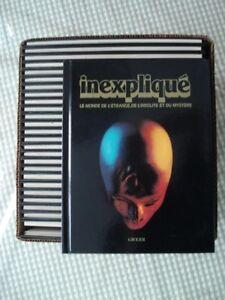 Encyclopédie Inexpliqué des Éditions Grolier