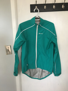 SUGOi cycling rain jacket