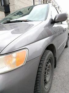 1999 Honda Odyssey EX Fourgonnette, fourgon