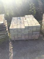 Modular size Pavers- assorted colors