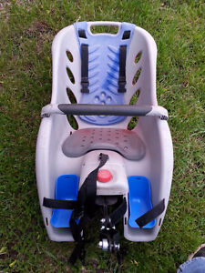 Child Seat For adult Bike With hardware Double Ride 2