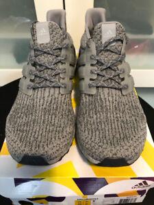Adidas UltraBoost 3.0 Grey / Silver Boost - Size 10