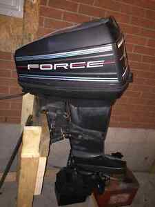 40 hp Force outboard motor for parts