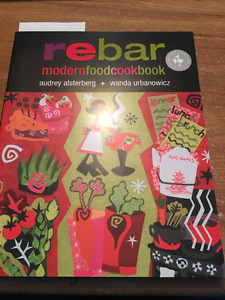 Rebar modern food cook book