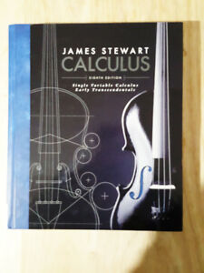 Single Variable Calculus: Early Transcendentals/ Stewart/ New