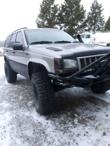 1998 limited 5.9 jeep