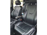 Genuine Seat Leon Bucket Leather seats *limited editions* also fit in mk6 Golf