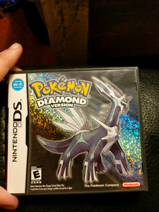 Pokemon games for the DS