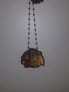 Chicago Blackhawks medallion
