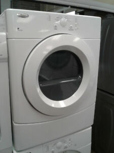"DRYER WHIRPOOL FRONT LOAD 27"" WHITE"