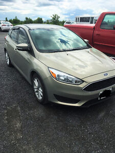 2015 Ford Focus Hatchback LEASE TAKE OVER!!