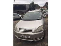 CHEAP TOYOTA AVENSIS VERSO 7seater SELL TODAY VAN CAR