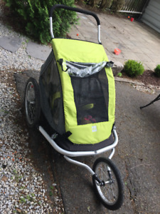 MEC Double Jogging/Running Stroller