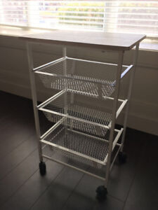 kitchencart for sale cos move