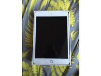 Gold Apple iPad Mini 4 64gb Wi-Fi + Cellular (unlocked)