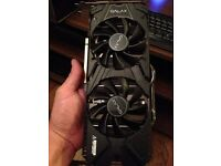 Galax Gtx 970 4gb nvidia PC gaming graphics card