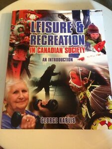 Leisure & recreation in Canadian society