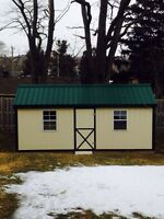 10x20 shed