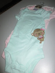 Brand new size 12 months, baby girl's cloths