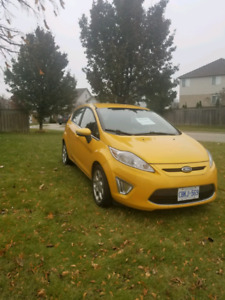 2012 FORD FIESTA, AUTOMATIC, NO ACCIDENTS, GREAT CONDITION!!