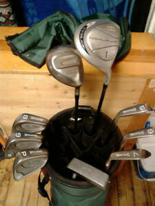 Men's Right Handed Golf Clubs Nicklaus Air Bear/Palmer Premier