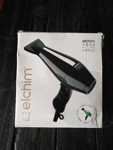 NEW Elchim 3800 Healthy Ionic Hair Dryer Green