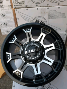 "NEW 20"" 5X139.7 MICKY THOMPSON RIMS"