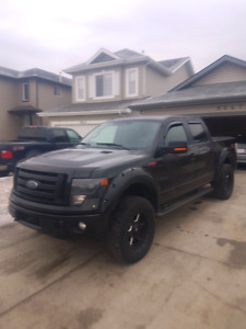 2014 ford  f150  fx4 appearance package ecoboost