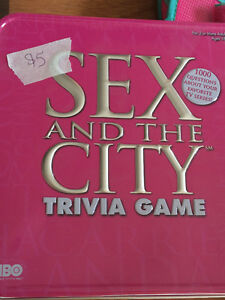 Sex and the City Board Game