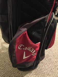 Callaway Hyper-Lite 5 Golf Bag Cambridge Kitchener Area image 3