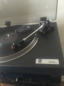 Turntable Dual DT-250