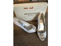 Monsoon Bridal Shoes