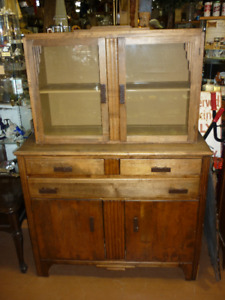 Hutches, China Cabinets, and Display Cabinets